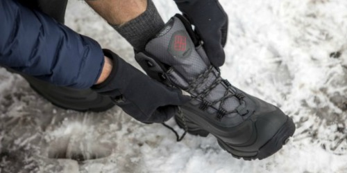Kohl's Cardholders: Columbia Men's Waterproof Winter Boots as Low as $33 Shipped (Regularly $110)