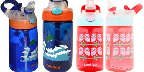 Contigo Gizmo Kids Water Bottles Only $5.60 + More at Kohl's