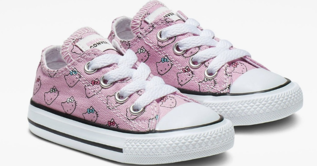 Converse Hello Kitty Infant Shoes