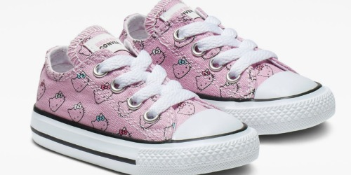Converse Hello Kitty Shoes UNDER $16 Shipped