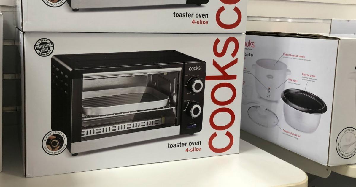 Cooks Kitchen Toaster Oven