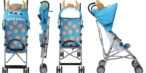 Cosco Monster Umbrella Stroller Only $20.75 (Regularly $38)