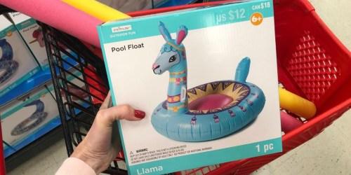 50% Off Creatology Pool Floats at Michaels.com