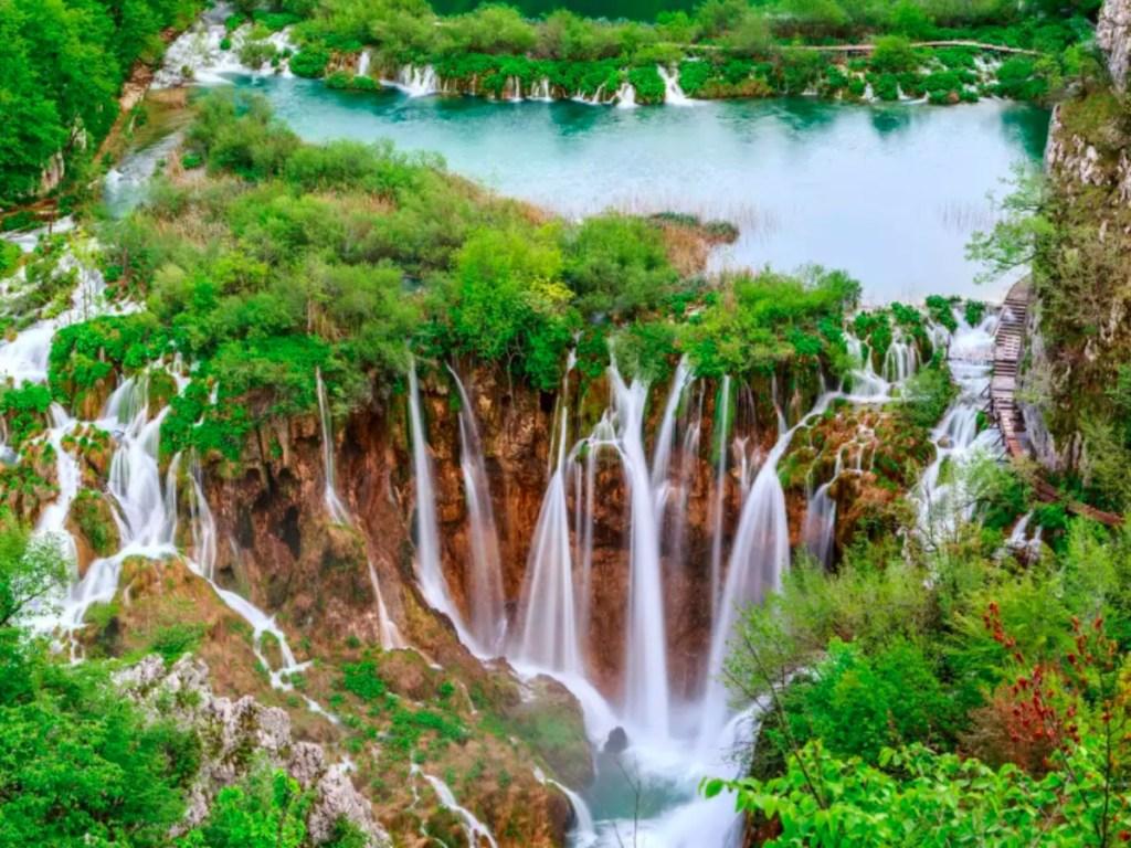 Croatia Water Falls