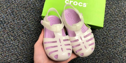 Up to 50% Off Crocs Sandals for the Whole Family