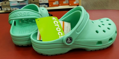 Up to 70% Off Crocs for the Whole Family