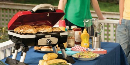 Amazon: Up to 55% Off Cuisinart Grills, Smokers & More
