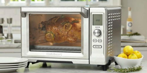 Cuisinart Convection Toaster/Pizza Oven Only $99.99 Shipped (Regularly $200)