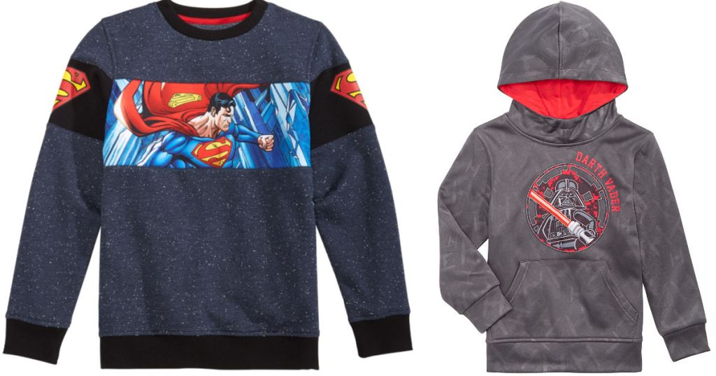 8611f694 DC Comics Boys Hoodies as Low as $4.93 at Macy's (Regularly 36)