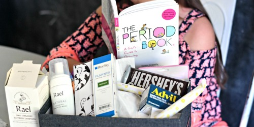 Get Prepared with This DIY First Period Kit for Home & School