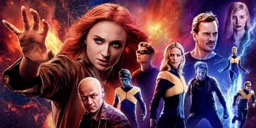 $3 Off Marvel's Dark Phoenix Movie Ticket at Fandango