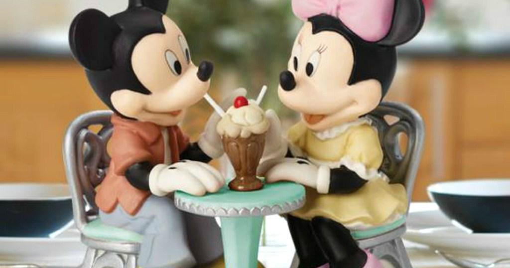 Disney Mickey Precious Moments