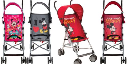 Disney Umbrella Strollers Available at JCPenney (+ They're On Sale!)