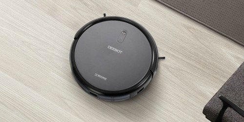ECOVACS Robotic Vacuum Only $143.99 Shipped (Regularly $313)