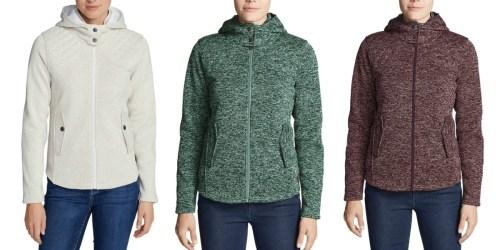 Eddie Bauer Women's Fleece Jacket Only $25.74 (Regularly $99)