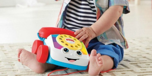 Fisher-Price Chatter Telephone Just $5.99