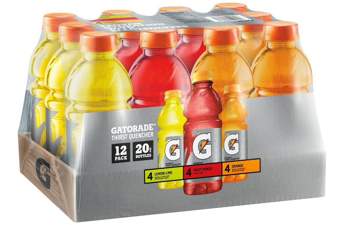 Gatorade 12-Count Variety Pack Only $7.45 Shipped At