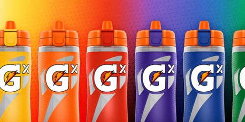 Enter to Win a Gatorade Custom GX Bottle (9,500 Winners)