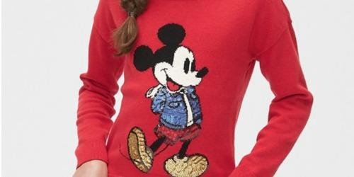 Up to 75% Off GapKids Apparel & Accessories (Disney, Star Wars & More)