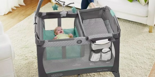 Graco Pack 'n Play Change 'n Carry Playard Only $89.99 Shipped (Regularly $130) & More