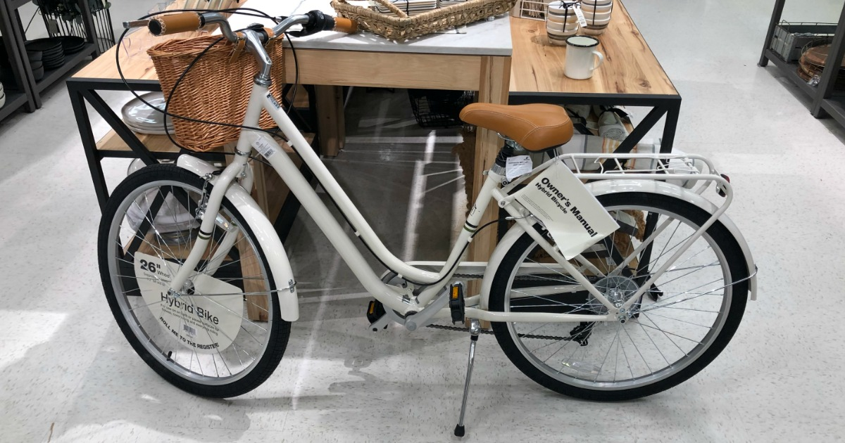 Hearth & Hand with Magnolia Cruiser Bike Now at Target