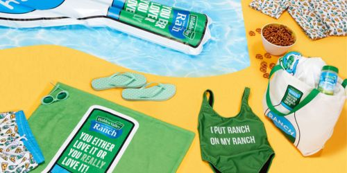 Hidden Valley Ranch Just Launched Online Store Featuring Swim Suits, Pool Floats & More