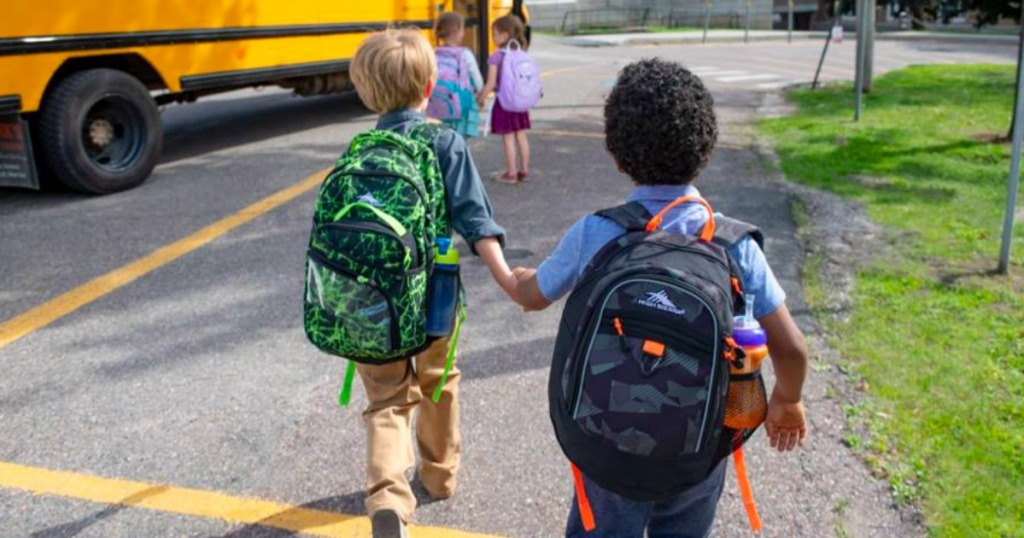 free backpacks and school supplies near me