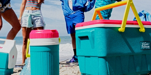 Stay Cool This Summer with Igloo's Retro Throwback Collection