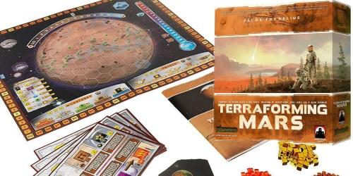 Terraforming Mars Board Game Just $40.99 Shipped at Amazon (Regularly $70)