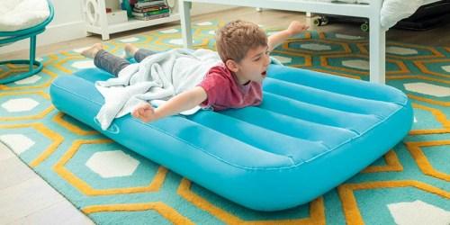 Intex Cozy Kidz Inflatable Airbed Just $8.62 on Amazon