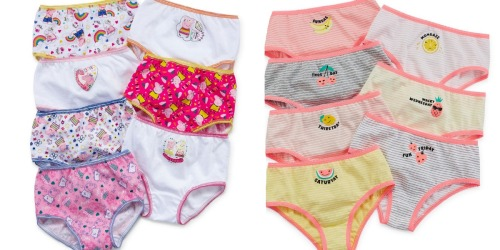 65% Off Girl's Underwear Packs at JCPenney (Includes Peppa Pig, Hello Kitty, LOL Surprise! & More)