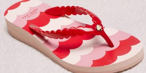 Macys.com: Kate Spade Flip-Flops Only $26 (Regularly $58)