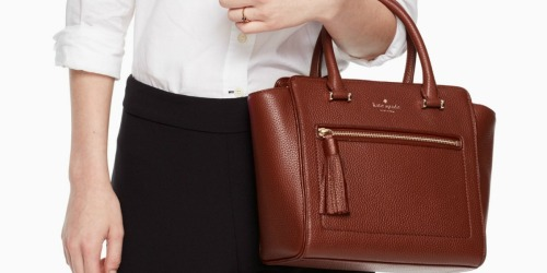 Kate Spade Chester Street Satchel Only $99 Shipped (Regularly $359)
