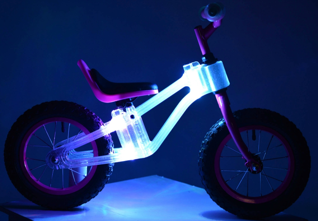 Kazam bike LED lights