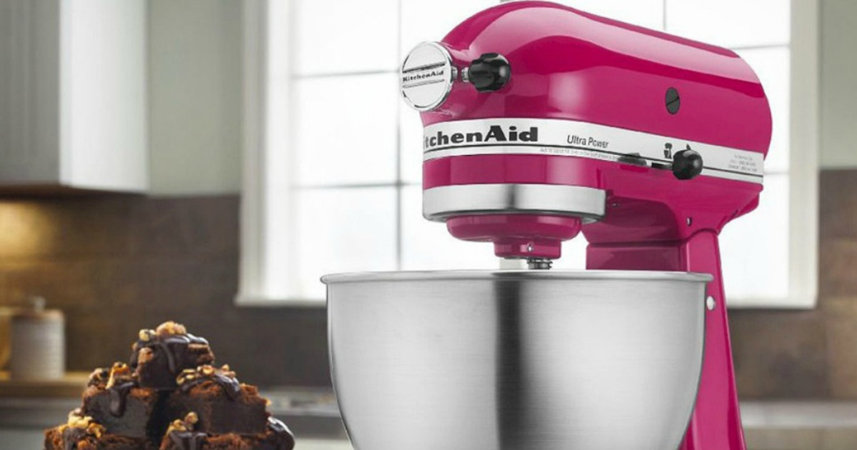 KitchenAid Ultra Power 4.5-Quart Stand Mixer Only $159 at ...