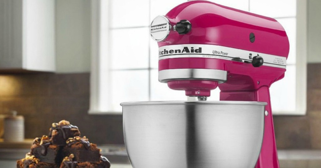 Remarkable Kitchenaid Ultra Power 4 5 Quart Stand Mixer Only 159 At Download Free Architecture Designs Remcamadebymaigaardcom