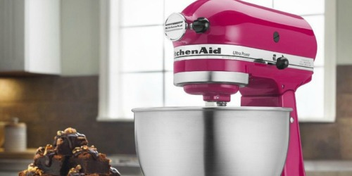 KitchenAid Ultra Power 4.5-Quart Stand Mixer Only $159 at Sam's Club (Regularly $349)
