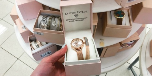 Up to 75% Off Watches, Necklaces & More for Mom at Kohl's