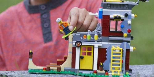 LEGO Creator 3-in-1 Modular Skate House Set Only $24.99 (Regularly $40) + More