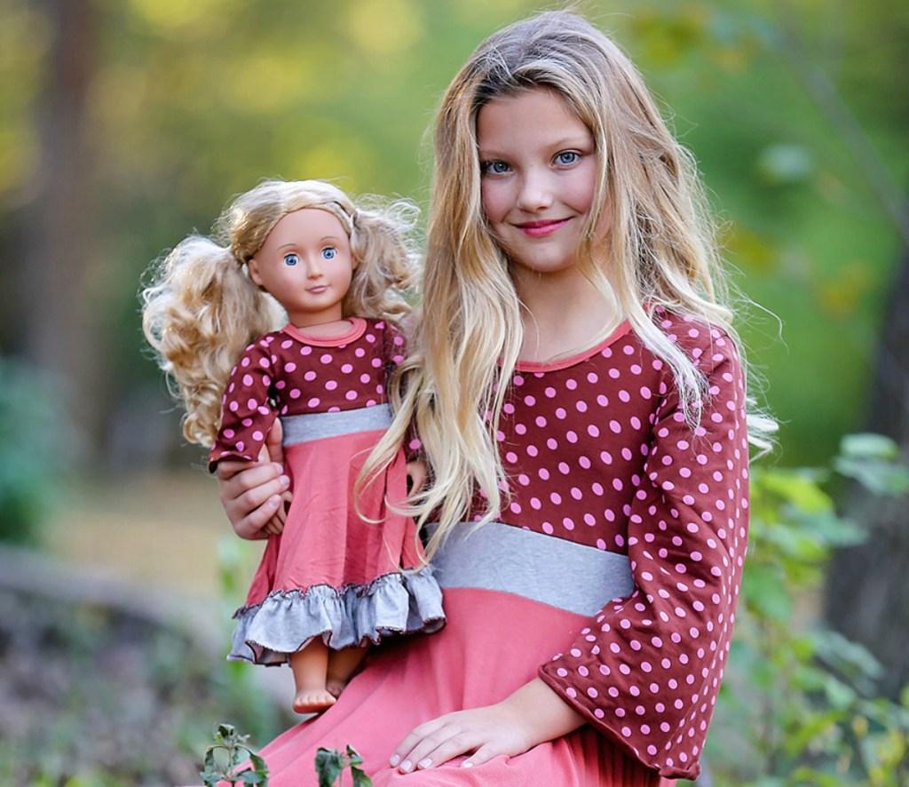 Lilli Lovebird dress sets