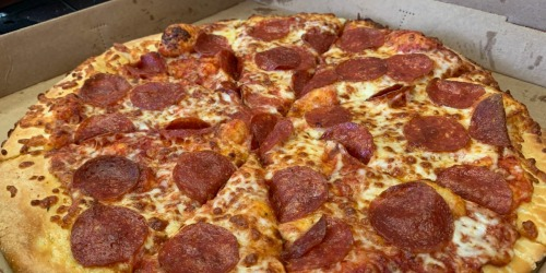 Little Caesars Pepperoni Pizza AND 2-Liter Soda Only $5