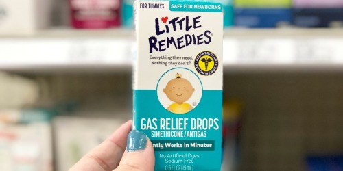 40% Off Little Remedies Gas Relief Drops or Gripe Water at Target
