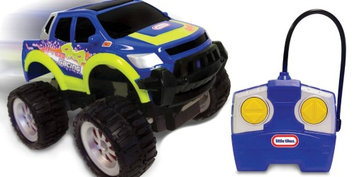 Little Tikes First Racers Remote Controlled Truck Just $8.57 at Walmart (Regularly $20)
