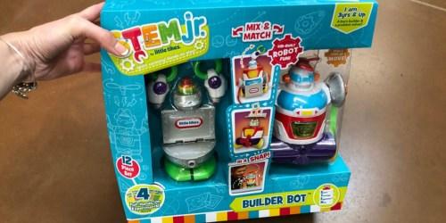 Little Tikes Stem Jr. Builder Bot as Low as $9.84 at Walmart (Regularly $25)