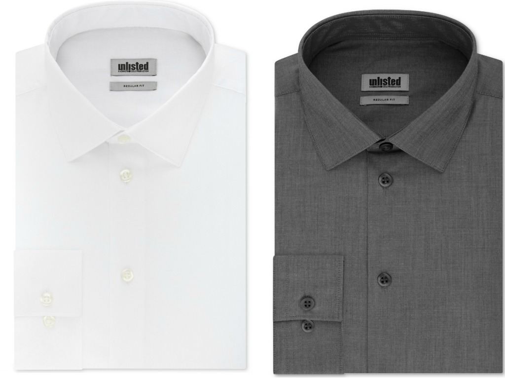Macy's Kenneth Cole Shirts