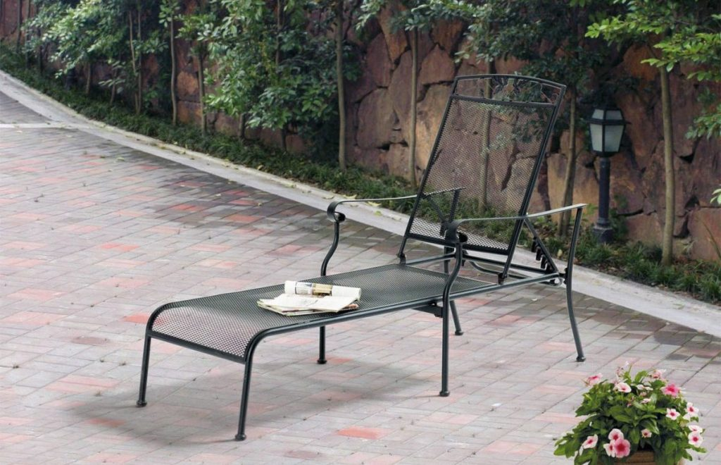 Mainstays Wrought Iron Porch Swing W Canopy Only 104 99