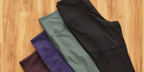 Athletic Leggings Only $11.99 on Zulily (Marika, Bally Total Fitness & Balance Collection)