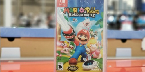 Mario + Rabbids Kingdom Battle Only $19.99 at Best Buy (Regularly $60) + More
