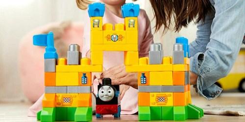 Mega Bloks Thomas & Friends Castle Building Set Just $7.99 at Walmart (Regularly $19)