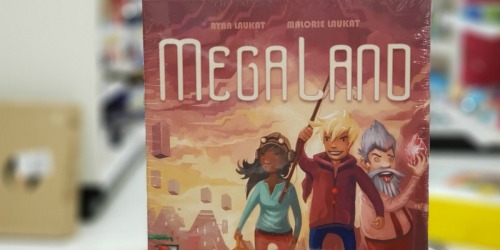 Megaland Board Game Only $11.49 at Target.com (Regularly $25)